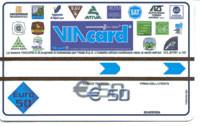 VIA-Card (I) Wert 50 Euro - Italien